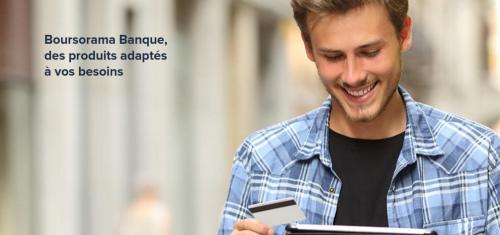 le code promo Boursorama avec le nouveau site de la banque